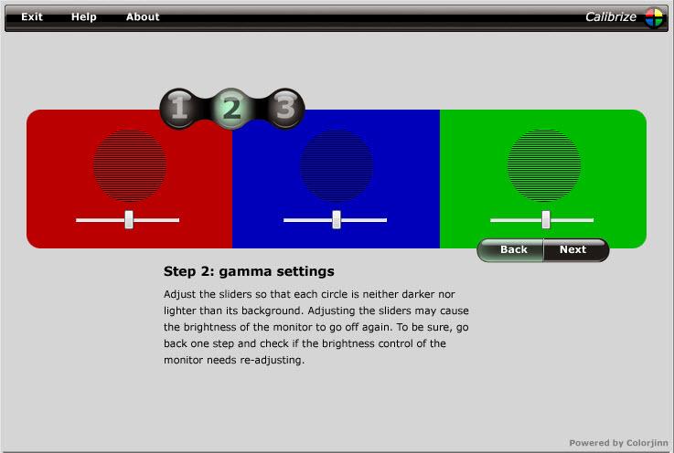 chỉnh màu màn hình 2